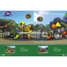 11101 Large Outdoor Plastic Playground Amusement Park Toy