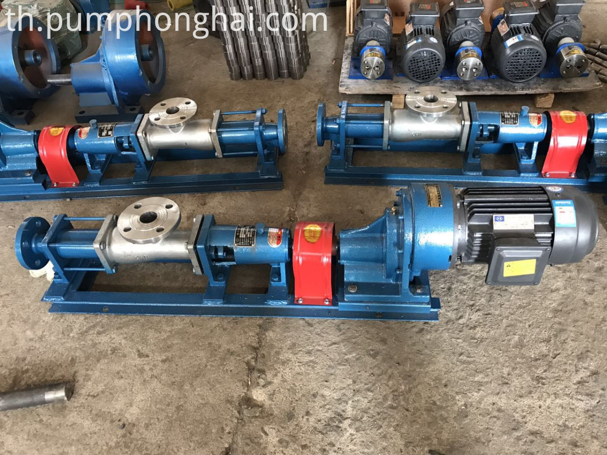 industrial screw pump