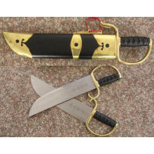 Wu Shu Weapon Wing Chun Double Butterfly Knife