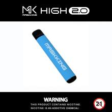 Maskking High 2.0 E-Cigarttee en gros jetable