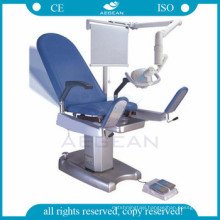 AG-S101 CE approved surgical electric parturition labor and delivery electric exam medical chair