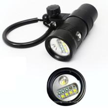HI-MAX V14 Fabrik Direktverkauf CE ROHS LED Tauchlampe Licht
