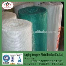 YW - fibra de vidro preço de malha por metro quadrado / material de isolamento resistente ao fogo