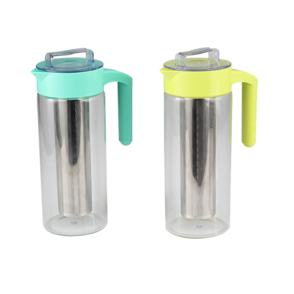 Glass Pitcher Cold Coffee Brewer Maker