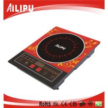 Cocina de inducción marca Ailipu con ducha LED de iluminación azul Alp-12