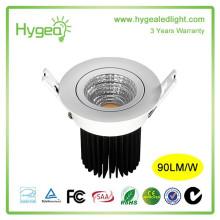 2015 Top Quality High Energy saving downlight 10W led downlight High power led downlight