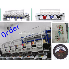 8 head embroidery machine embroidery machine for sale