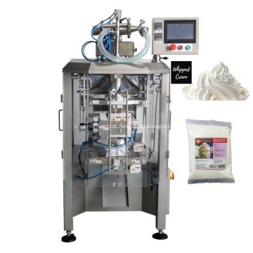 Máquina automática de embalagem de sorvete