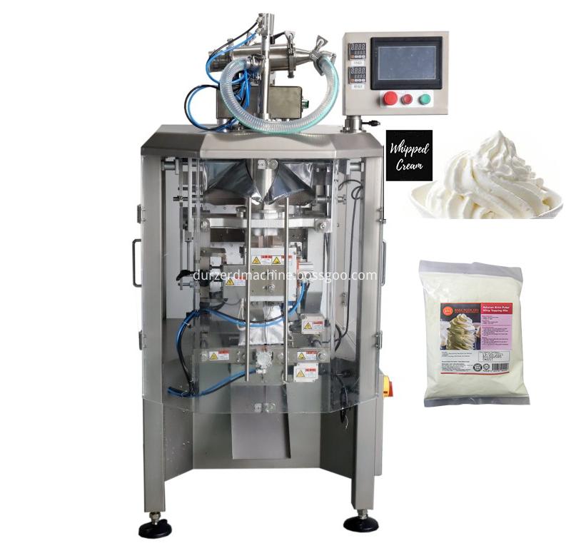 Ice Cream Packaging Machine Png