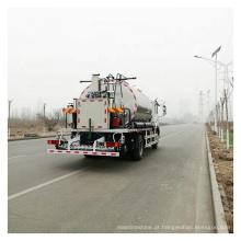 Distribuidor automático do asfalto do pulverizador da emulsão do betume