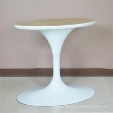 (SP-ATL001) Elegant White Aluminum Oval Tulip Table Base