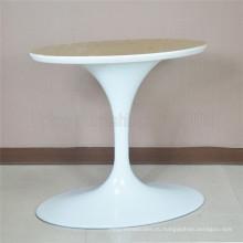 (СП-ATL001) элегантный Белый Алюминиевый овальный Тюльпан таблицы базы