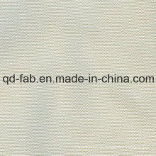 100% tela de tela de algodón orgánico (QDFAB-8642)