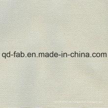 100% tecido de tecido de algodão orgânico (qdfab-8642)