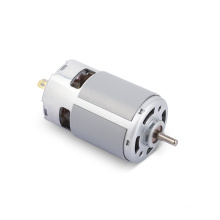 Scientific Experiments high speed long lifetime 12v dc carbon brush motor 775