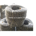 3 strands Polyproplene rope with blue track line
