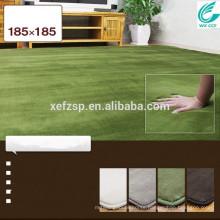 hot selling baby sleep memory foam flooring mat long pile 100% polyester machine washable entrance mat