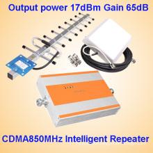 Amplificador de RF CDMA850MHz Repetidores de señal de teléfono celular