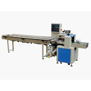 Automatic Machine, Pillow Packing Machine, Packing Knives Machinery / (AH-450F)