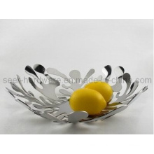 Stainless Steel Fruit Dish (SE5652)