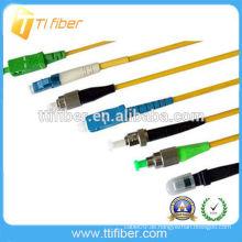 Singlemode Simplex SC / ST / LC / FC / MU / SMA905 / E2000 Lichtwellenleiter