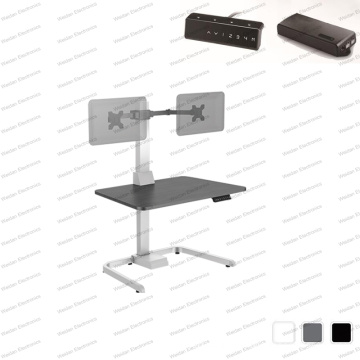 Intelligent Autormatic Electric Height Adjustable Lift/Standing Office Computer Desk Table