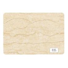 Placa de plástico revestimento UV com Design em mármore
