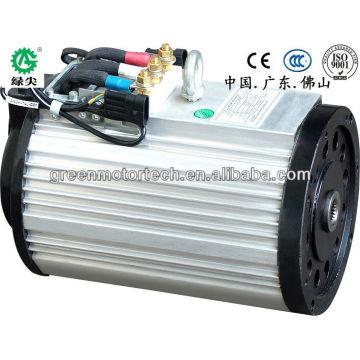 новая энергия 72В тягового двигателя для низкой скорости Электрический автомобиль