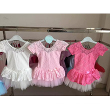 новорожденных девочек кружева танец платье необычные платья балетной пачки для милой девочки
