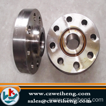 slip-on carbon steel flange
