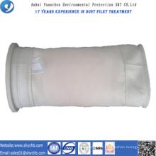 Saco de filtro composto não tecido do PPS e do PTFE do coletor de poeira para a planta do asfalto