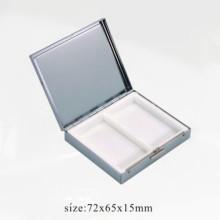 Caja de metal de la medicina del regalo de la promoción con el plástico Insert (BOX-25)
