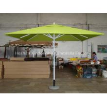 3m Square Aluminium Garden Outdoor Patio Umbrella (PU-3030A)