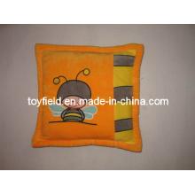 Cartoon Pillow Plush Stuffed Animal Square Cushion