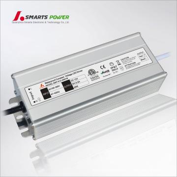 внешний импульсный блок питания 100 Вт водонепроницаемый электронный светодиодный драйвер 12В