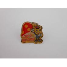 Custom Souvenir Badges, Irregular Shaped Pins (GZHY-LP-010)