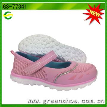 Nouveau design bébé filles chaussures pour 2017 printemps été