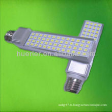 High bright smd5050 7w g24 led pl lampe ampoule