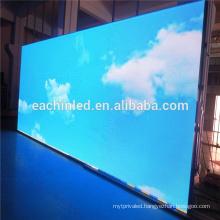 high definition excellent pixel density Good quality super slim p6 indoor fullcolor led display screen