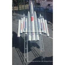 HDG Erdungsschraube für Solar Montagesystem, Erdungsschraubenanker