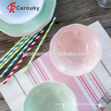 Керамическая чаша для попкорна