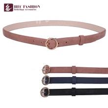 HEC Trade Assurance 70g Custom Printed Belts For Women Lady