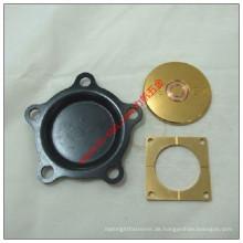 Kundengebundenes Stahlmessing elektrisches / Selbstblech, das Teile stempelt