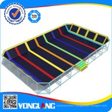 China Professional Manufacturer Set up Indoor Trampoline Site