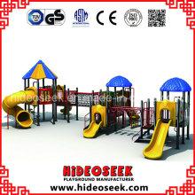 Ce-Zertifikat-Kinderplastikspiel-Struktur im Freien