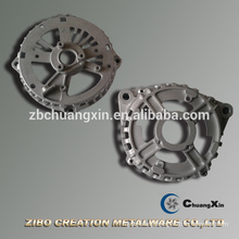 Aluminum die casting electric motor shell