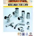 ASTM A403 Wp304 aço inoxidável da classe sanitários preços dos alimentos