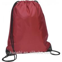 plain drawstring bag