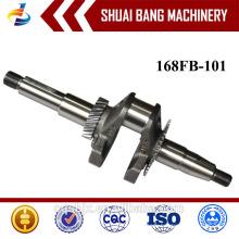 Hot Sale Top Quality Steel Forged Crankshaft 168F