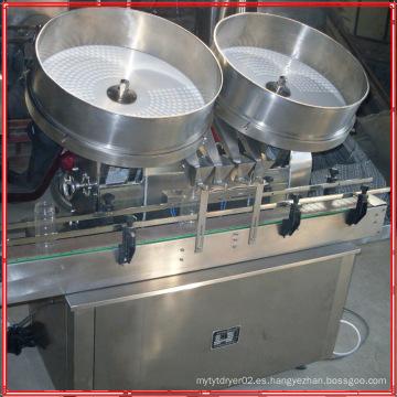 Máquina de recuento de tabletas de doble disco